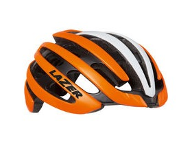 Lazer Z1 matt flash orange/white
