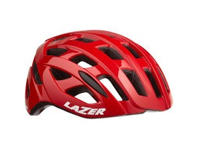 Lazer Tonic Helmet, Red