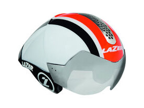 Lazer Wasp Air Tri white / orange / black