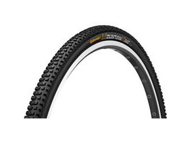 Continental Mountain King CX RaceSport 700 x 32C Black Chili Folding