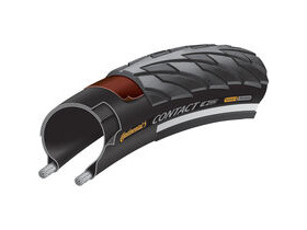 Continental Contact Reflex 700 x 28C Black Tyre