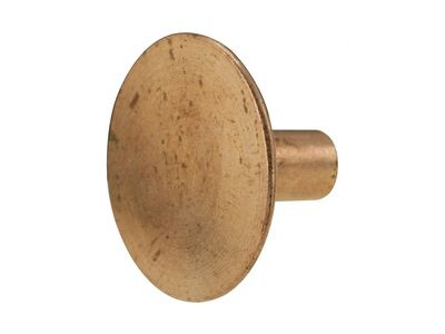 Brooks Solid Copper Rivet - Large Head (16.5 mm dia)