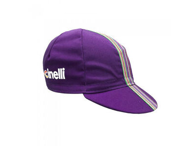 Cinelli Ciao Purple Cap