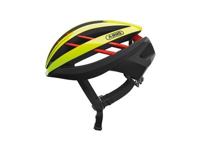 Abus Aventor Yellow