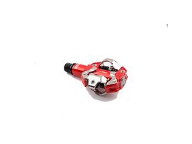 Look X-track MTB Pedal With Cleats Red