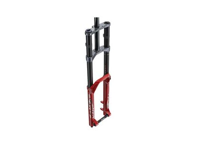 "Rock Shox Fork Boxxer Ultimate Charger2.1 Rc2 - 29"" Boost<sup>tm</Sup> 20x110, 46 Offset Debonair (Fender,2 Btm Tokens, Star Nut & Maxle Stealth) C2: Red 200mm"