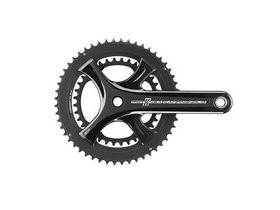 Campagnolo Potenza Black (Ho) Chainset Ultra Torque 11 Speed 175mm 53-39t (Compatible Only With Po11 Ho Ep18) Black