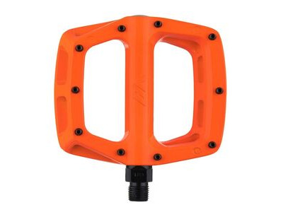 DMR Bikes V8 Pedal - Highlighter Orange