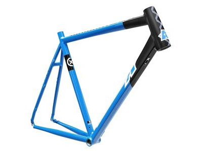 Kinesis UK DISCONT CX Race Frame Kit Black/Blue