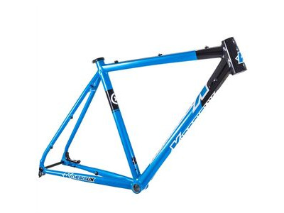 Kinesis UK CX Race Evo Frame Black/Blue