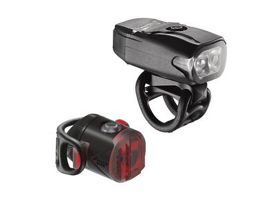 Lezyne LED - KTV Drive/Femto USB - Pair - Black