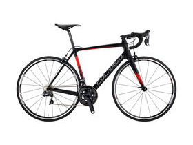 COLNAGO CLX Evo 2019 Complete Bike Ultegra Black, Black, Grey & Red