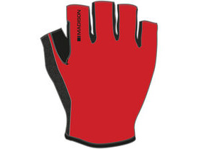 MADISON Track men's mitts, flame red