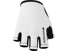 MADISON Track women's mitts, white