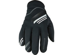 MADISON Element men's softshell gloves, phantom / black