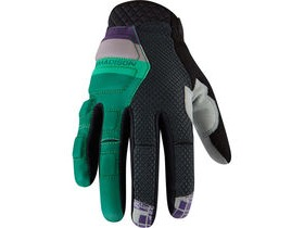 MADISON Zenith men's gloves, oak green / cloud grey