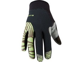 MADISON Flux women's gloves, phantom / sharp green