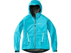 MADISON Flo women's softshell jacket, aqua blue