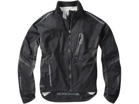 MADISON Stellar men's waterproof jacket, stealth black