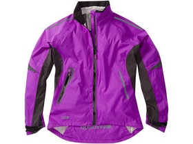 MADISON Stellar women's waterproof jacket, purple cactus