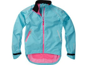 MADISON Prima women's waterproof jacket, bluefish