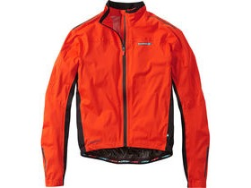 MADISON RoadRace Premio men's waterproof jacket, chilli red