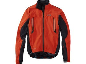 MADISON RoadRace Apex men's waterproof storm jacket, chilli red