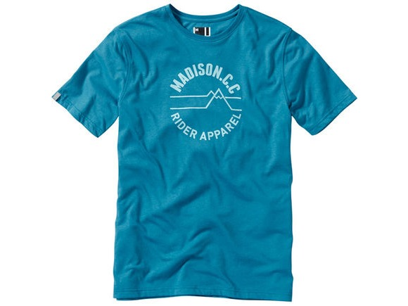 MADISON Tech Tee men's, corproate china blue click to zoom image