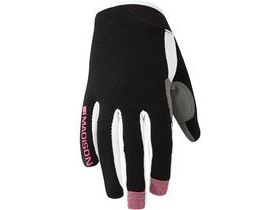 MADISON Trail kid's gloves, black/very berry