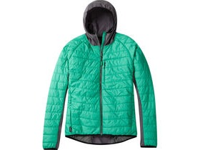 MADISON DTE men's hybrid jacket, emerald green small