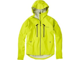 MADISON Zenith men's waterproof jacket, krypton lime
