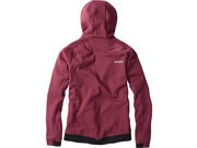 MADISON Leia women's softshell jacket, classy burgundy click to zoom image