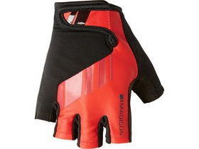 MADISON Peloton men's mitts flame red