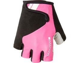 MADISON Keirin women's mitts pink glo