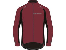 MADISON Sportive men's softshell jacket, classy burgundy